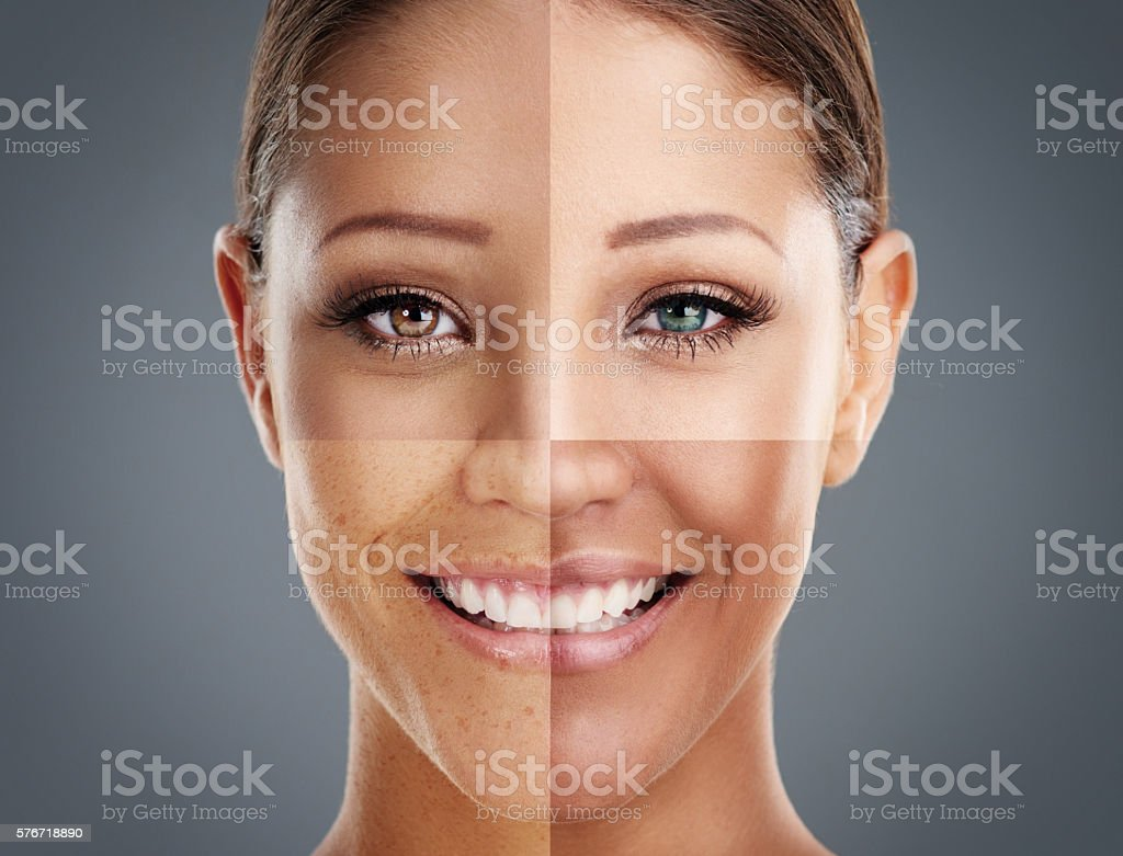 Diversity is beautiful stock photo