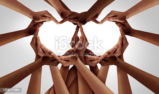 istock Diversity love 1206774901