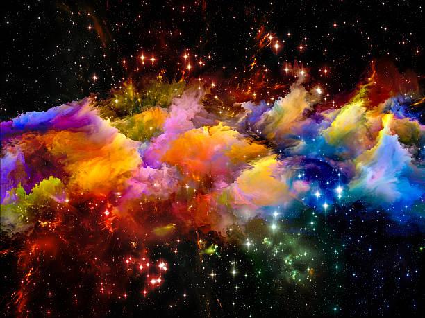 Diversidade do universo - foto de acervo