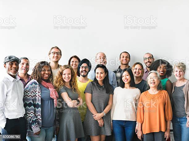 Diversity People Group Team Union Concept Stock Photo - Download Image Now