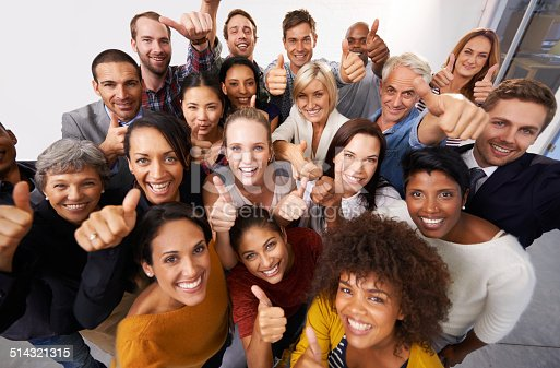 istock Diversity that makes the team work 514321315