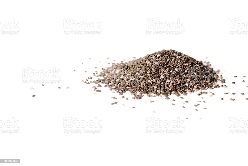 Chia royalty-free stock photo