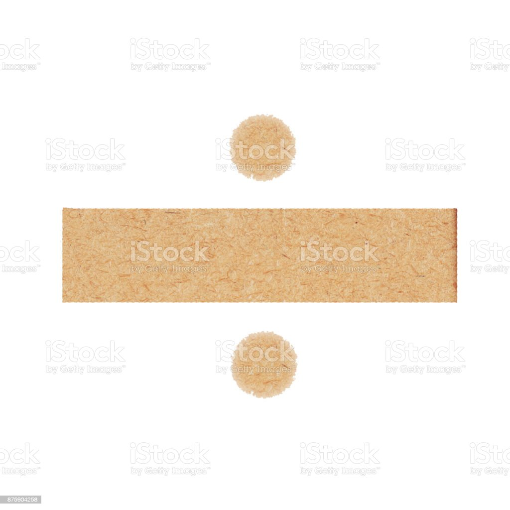 dividing icon of wood texture stock photo