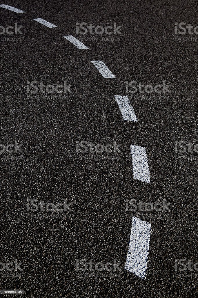 dividing line royalty-free stock photo