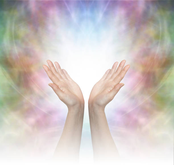 Best Reiki Healing Hands Stock Photos, Pictures & Royalty ...