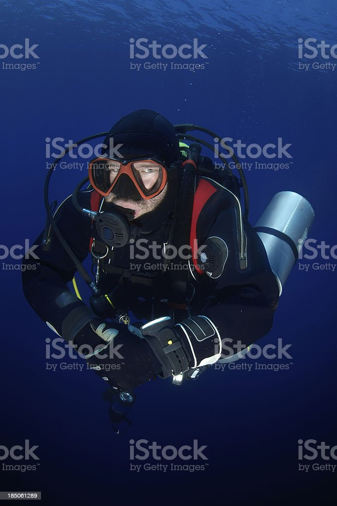 Diving Equipment royalty-free stock photo