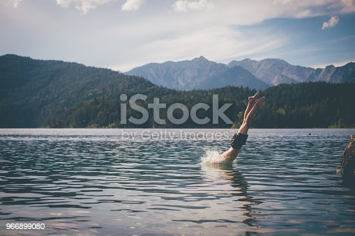 istock Diving into Bavaria 966899080
