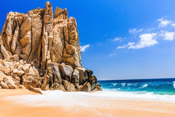 Scheidung-Beach in Cabo San Lucas, Mexiko. – Foto