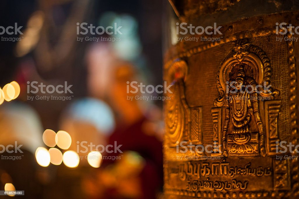 Diwali festival stock photo