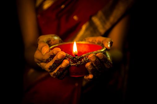 Diwali stock photos