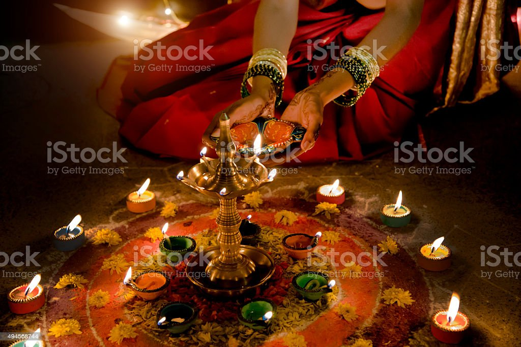 diwali - Photo