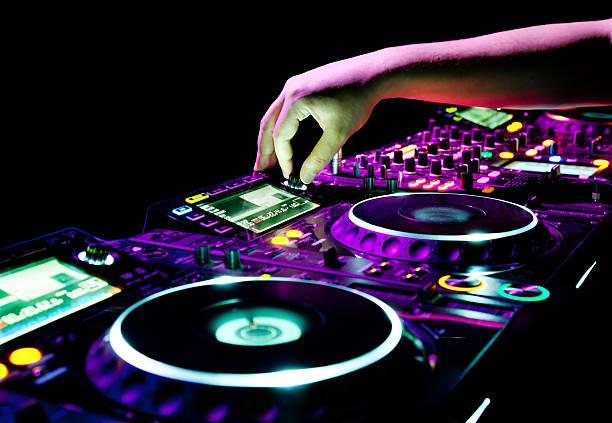 Dj-mixes der track – Foto