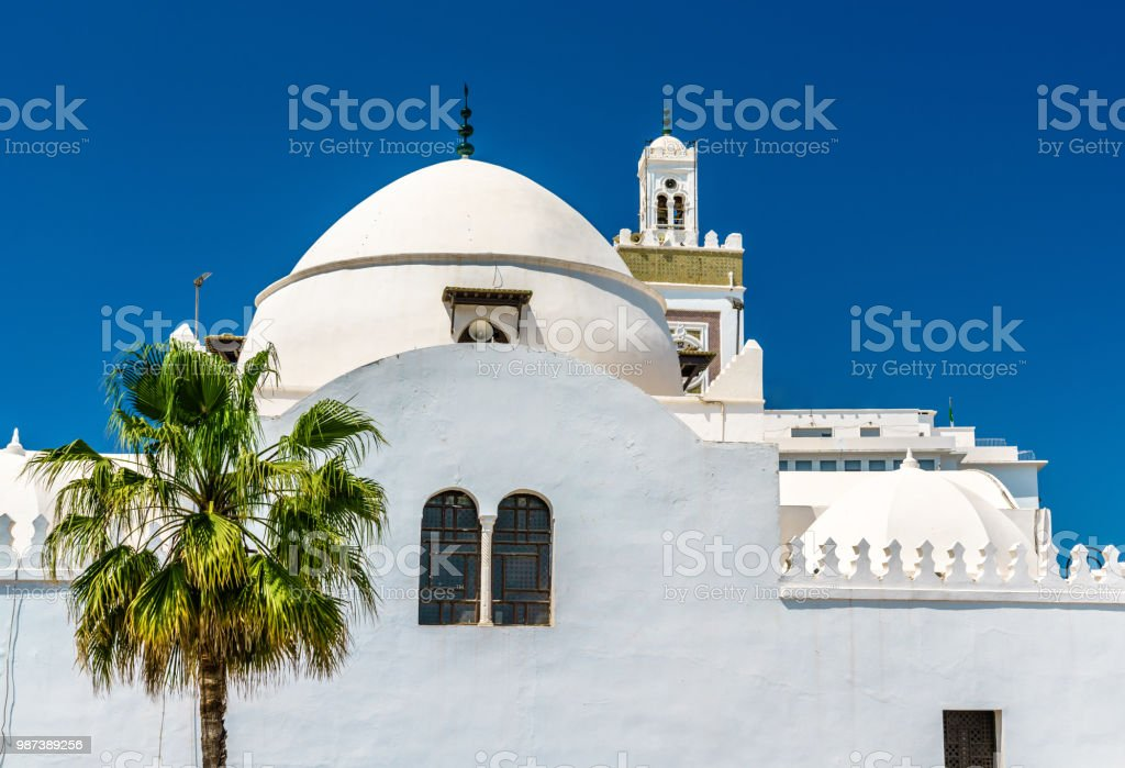 Djamaa al-Djedid mosquée à Alger, Algérie - Photo