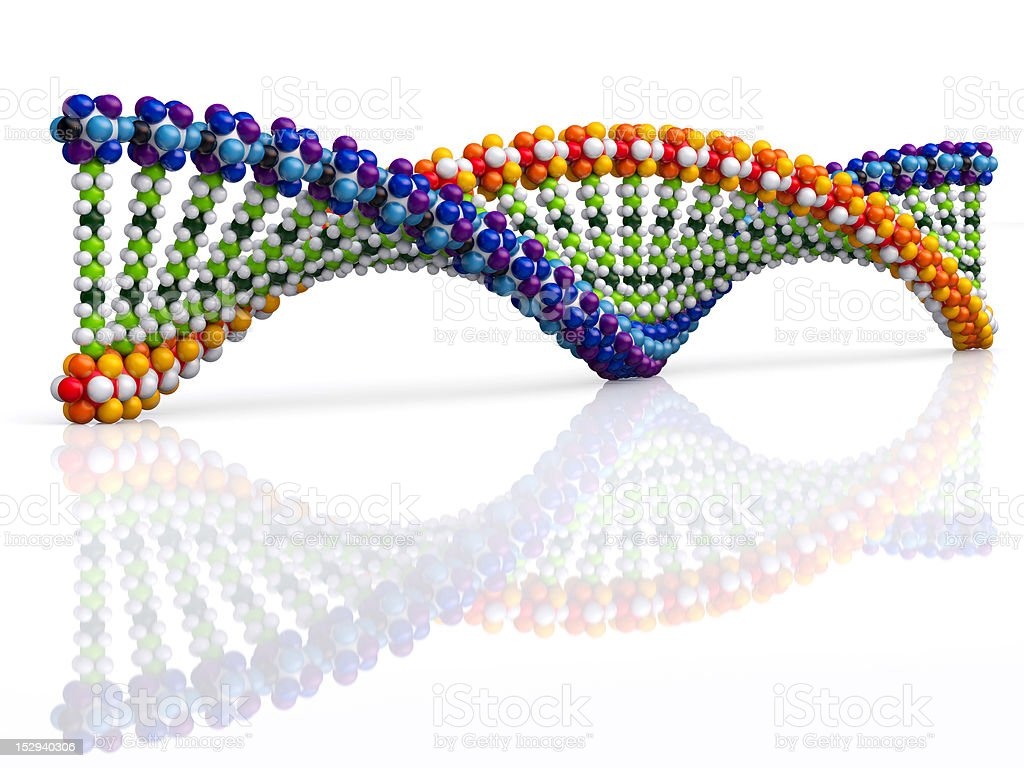Dna concept royalty-free stock photo