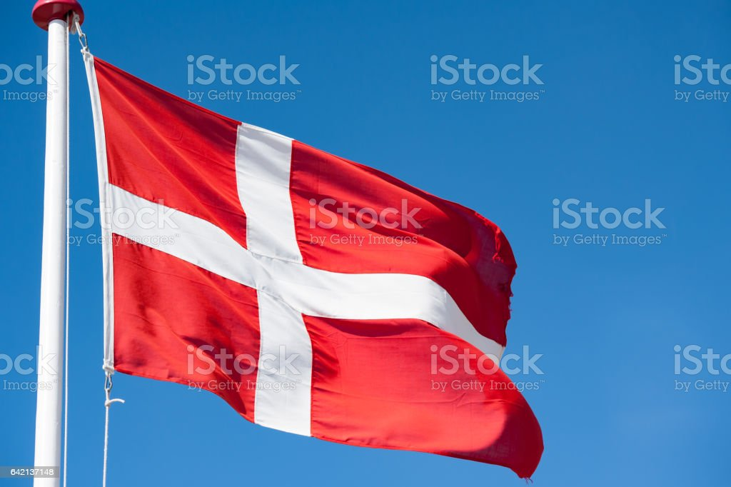 dänemark flagge