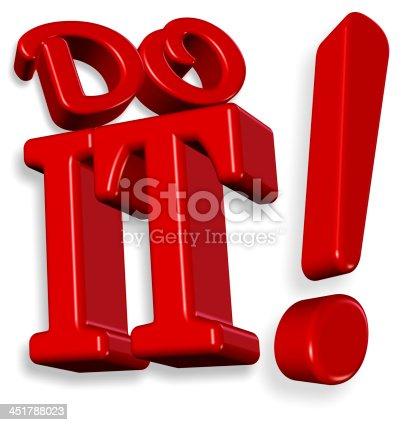 istock Do It! 451788023