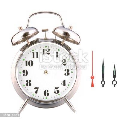 Do it yourself alarm clock.