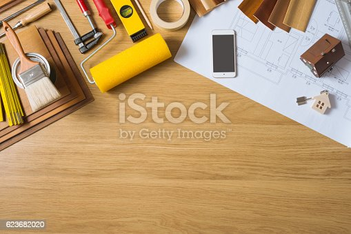 istock Do it yourself home remodeling 623682020