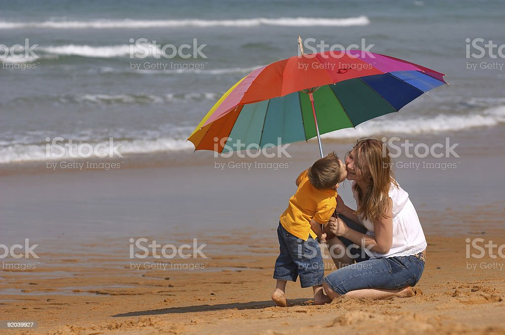 Do not depend on weather conditions royalty-free stock photo