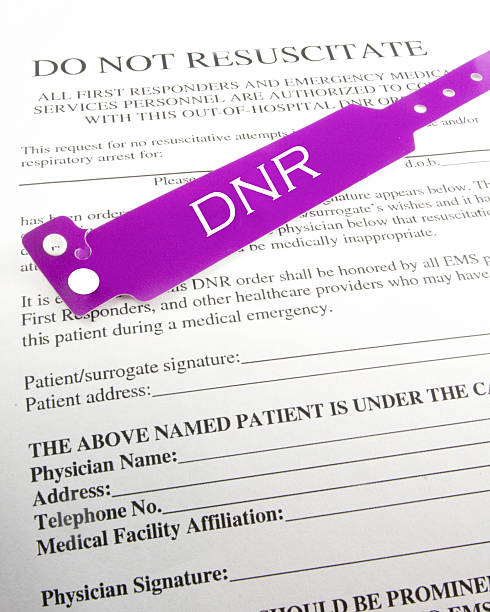 Do Not Resuscitate Order Pictures Images and Photos iStock – Do Not Resuscitate Form