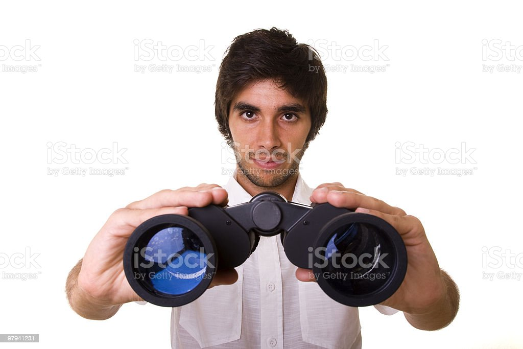 Do the search royalty-free stock photo