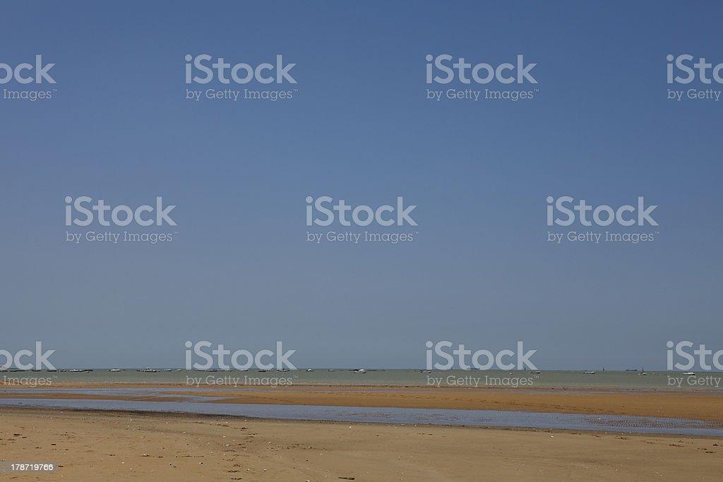 Doñana National Park stock photo