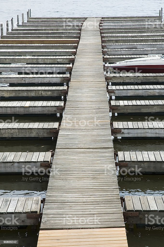 dock stock photo
