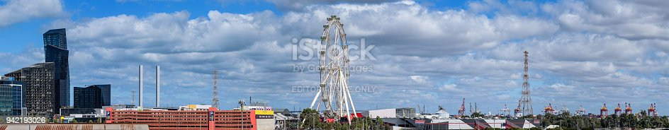 824736840 istock photo Docklands Area 942193026