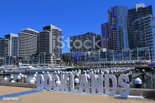 istock Docklands cityscape Melbourne 529079467
