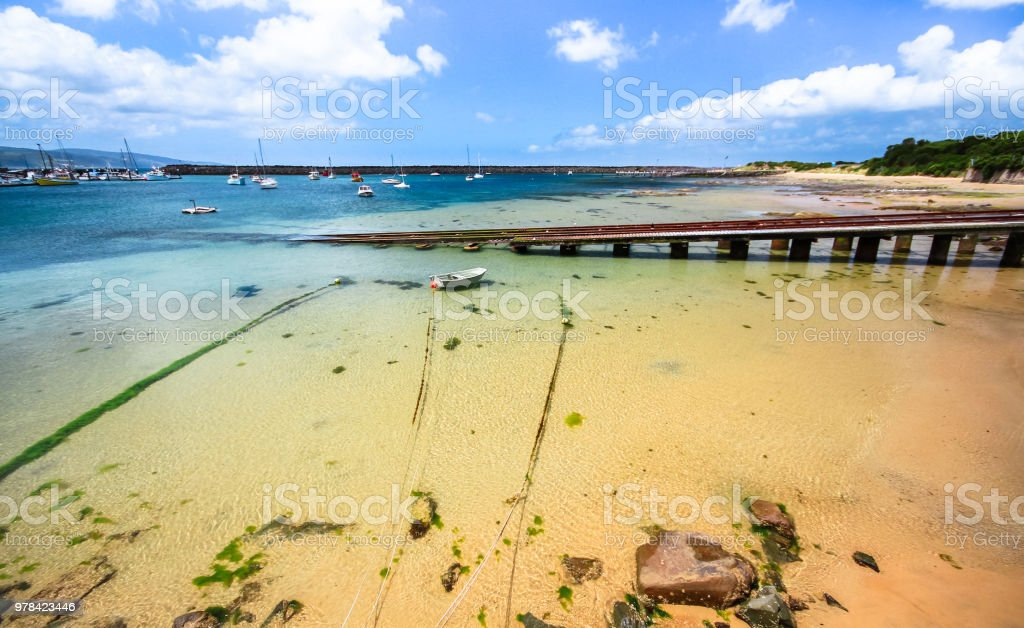 Quais à Apollo Bay, Australie - Photo