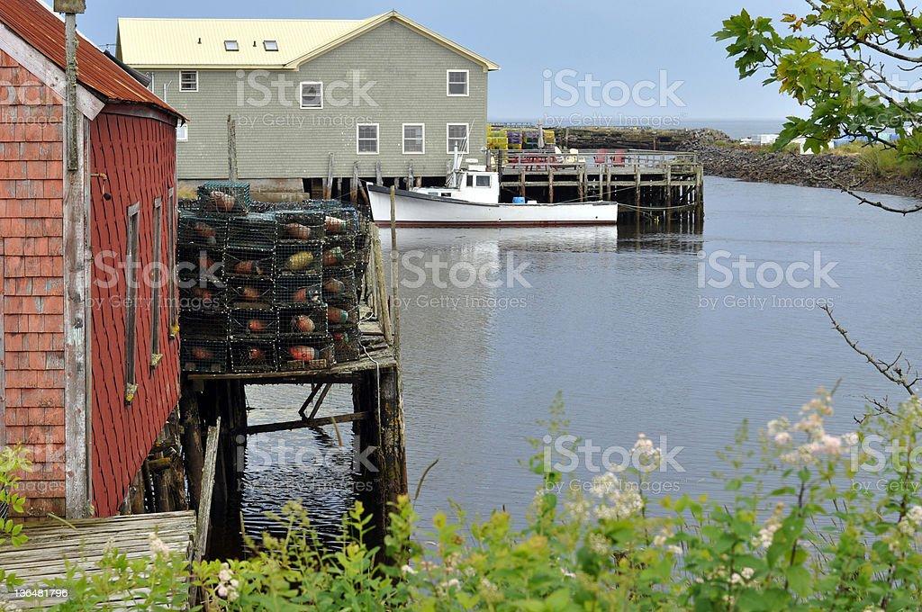 Docks Grand Manan – Foto