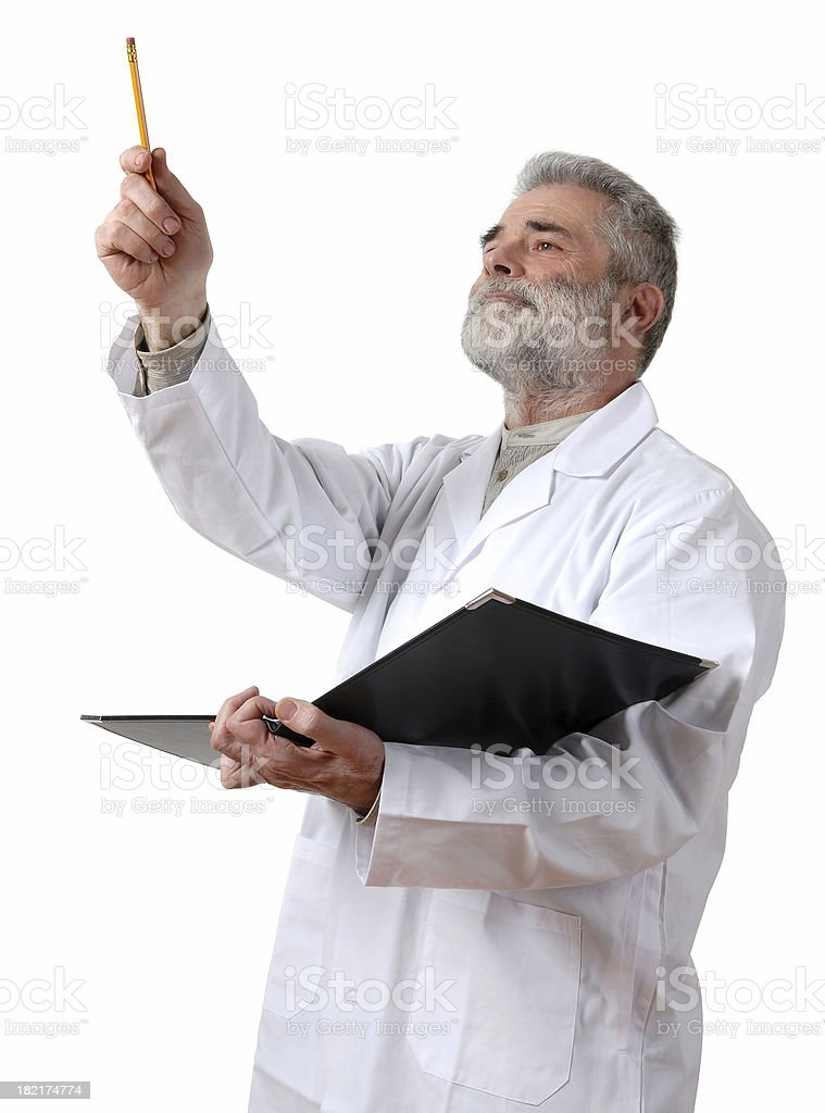 Doctor 1.6 royalty-free stock photo