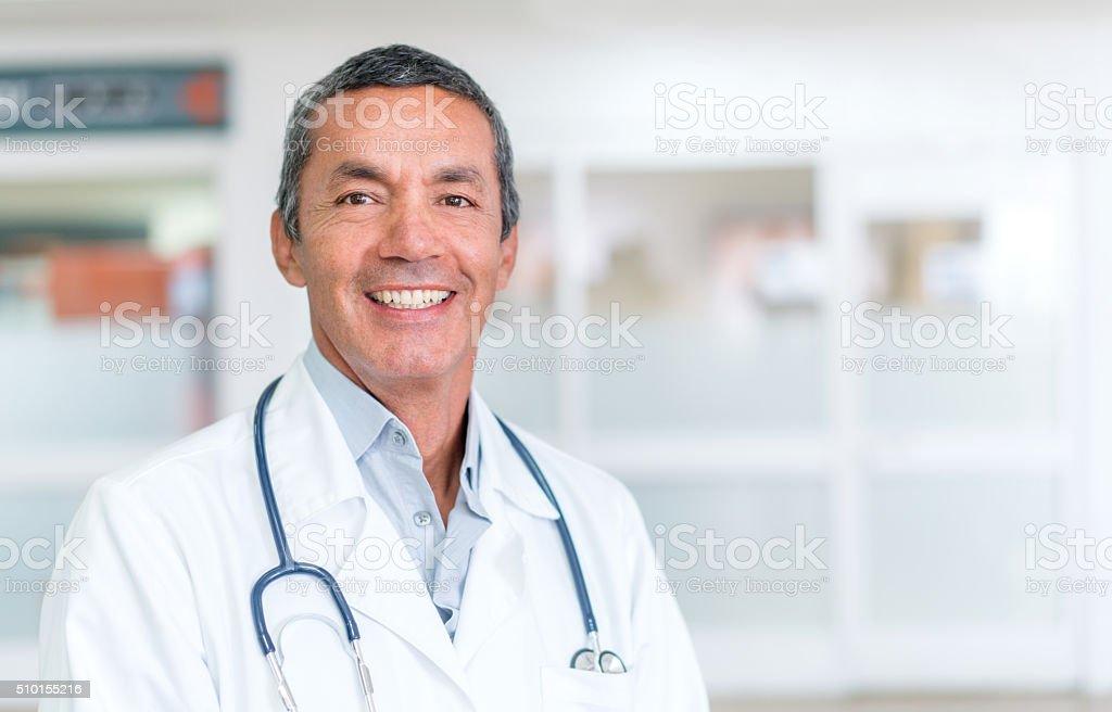 Médecin de l'hôpital - Photo