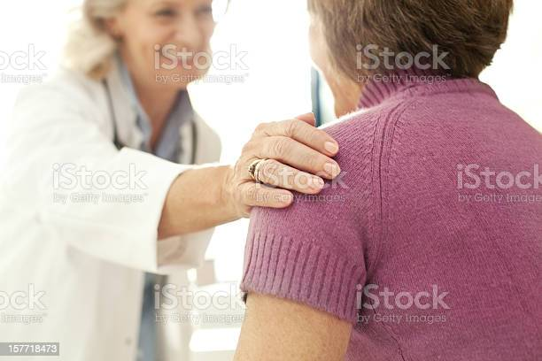 Doctor comforting a patient at the hospital picture id157718473?b=1&k=6&m=157718473&s=612x612&h=0dhmzxkaurzjlefmghxvsknkqucpc8v9w1 omlfowyq=
