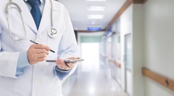 ドクター通信 - 診察室 ストックフォトと画像