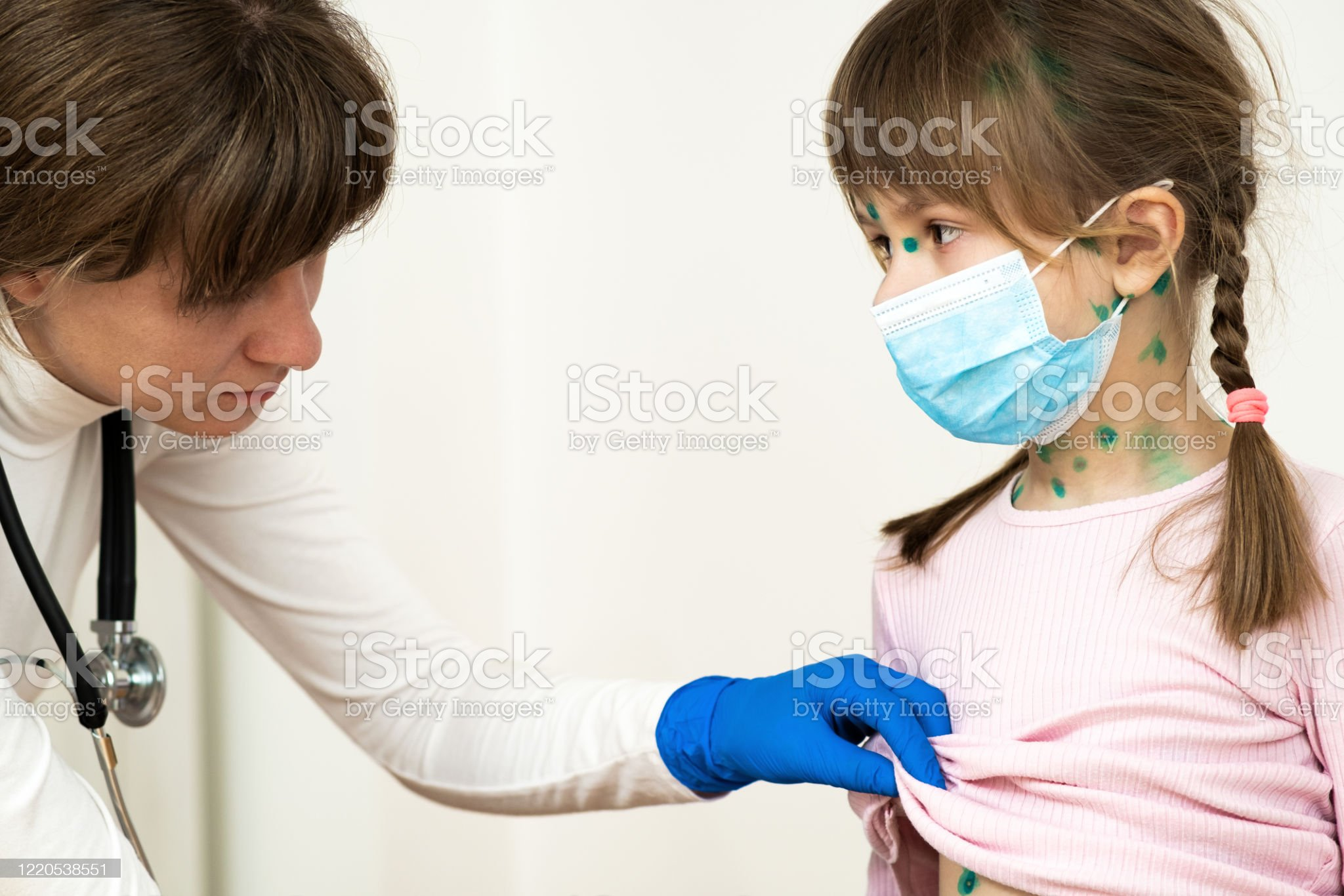Doctor Radiologist Examining Xray High-Res Stock Photo
