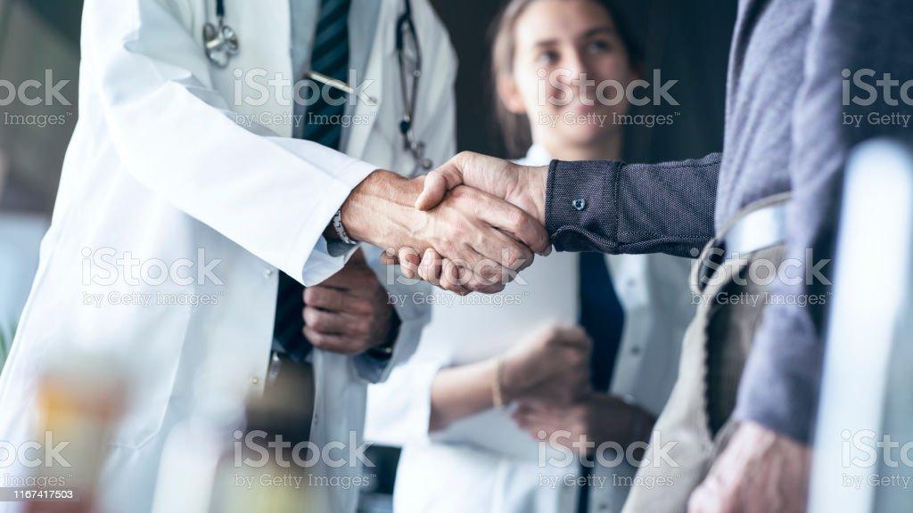 Läkare hälsovårds medicin Concept - Royaltyfri Akademikeryrke Bildbanksbilder