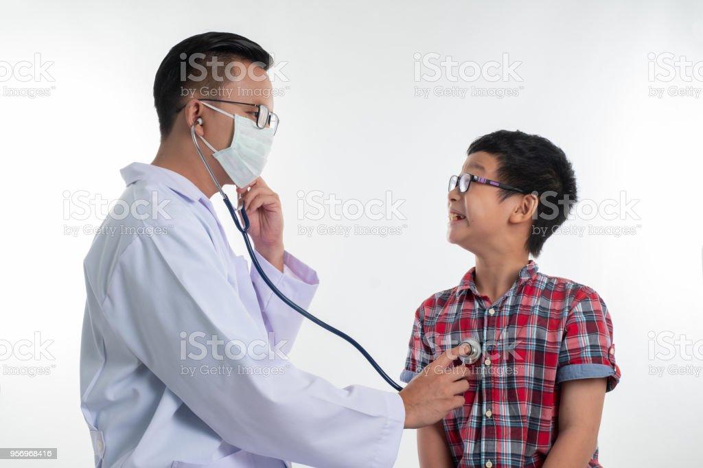 Teen lad media teen guys at the doctor