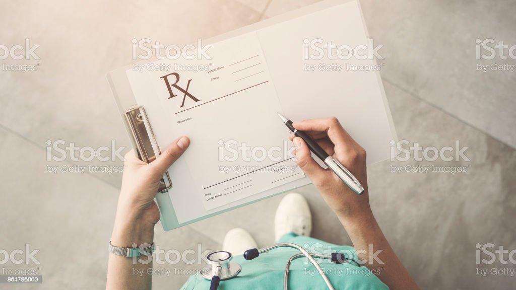 Arzt Ärzte und medizinisches Konzept – Foto