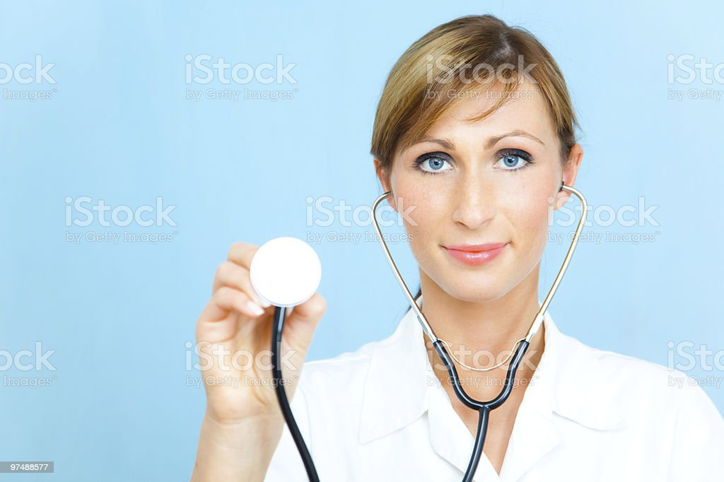 doctor medical nurse royalty-free stock photo