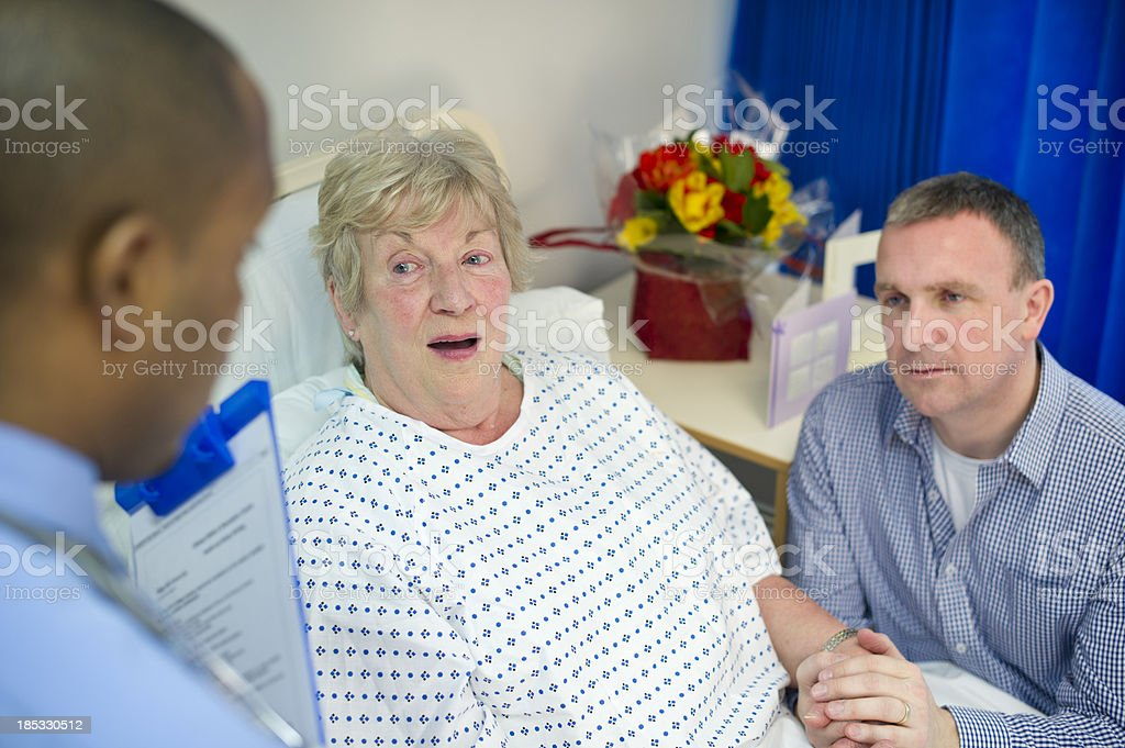 doctor news royalty-free stock photo