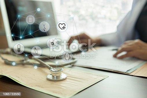 istock doctor office 1065733550