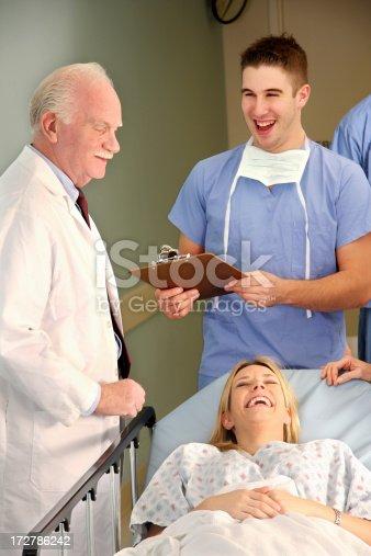 629429900istockphoto Doctor Patient Relationship 2 172786242