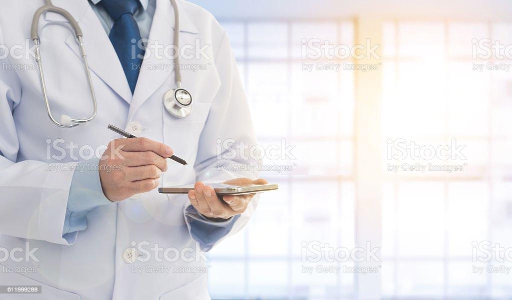 Médico  - foto de stock