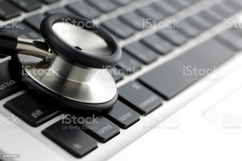 PC Doctor stock photo