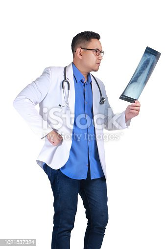 istock Doctor Sees X-Ray Image 1021537324