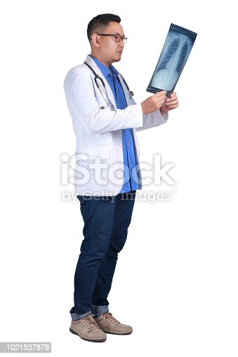 istock Doctor Sees X-Ray Image 1021537878