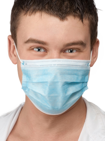 With Stock Surgical Now Mask Doctor Download Photo - Image