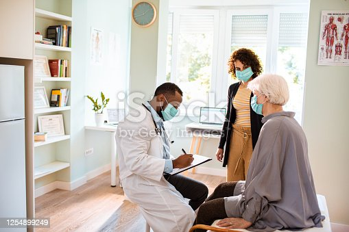 istock Doctors Appointment 1254899249