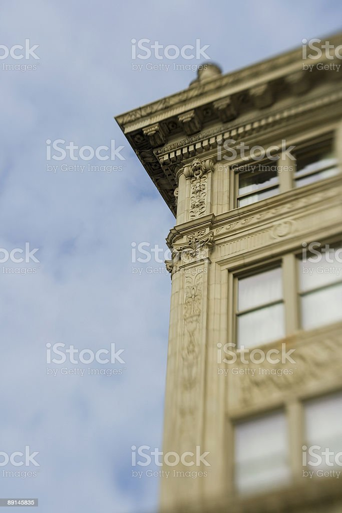 Doctor's Building, Nashville stock photo